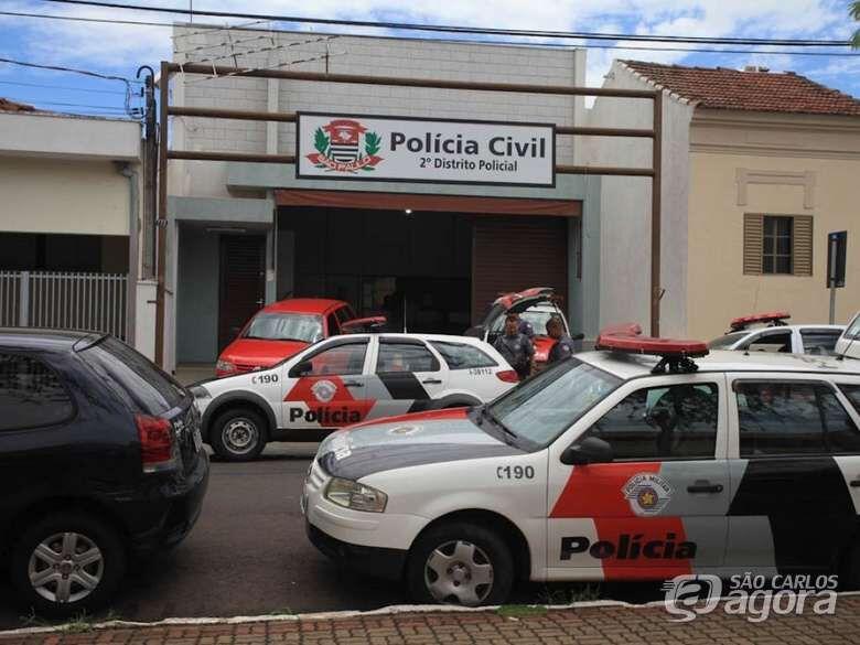 Ladrão faz limpa em residência do Cidade Aracy - Crédito: Arquivo SCA