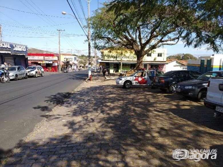Operação 'fecha o cerco' contra receptação de celulares furtados em estabelecimentos comerciais em São Carlos - Crédito: Divulgação