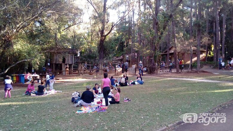 """Parque Ecológico está com inscrições abertas para a """"Quarta com Bicho"""" e """"Passeio Noturno Educativo"""" - Crédito: Divulgação"""