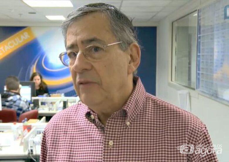 Jornalista Paulo Henrique Amorim morre no Rio aos 77 anos - Crédito: TV Record