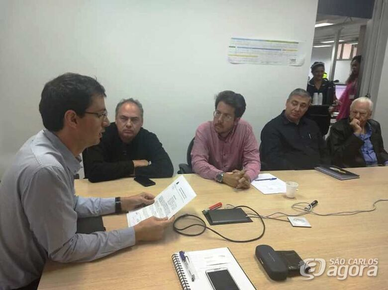 Daniel Lima reúne-se com Arteris/Via Paulista e manifesta indignação com novo pedágio na SP-318 - Crédito: Divulgação