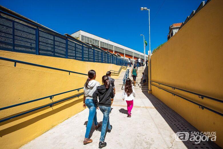 Nesta quarta-feira, 3,5 milhões de alunos voltam às aulas em SP - Crédito: Do portal do Governo de São Paulo
