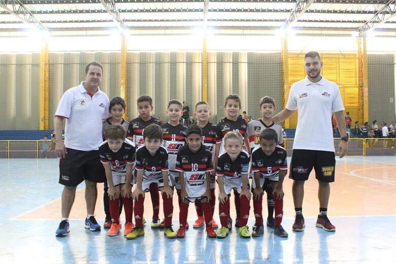 Multi Esporte/La Salle joga pela Sul Minas de olho na Sanca Cup - Crédito: Divulgação