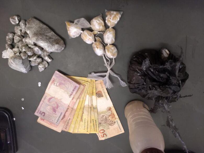 Rocam tira de circulação acusado de tráfico em Porto Ferreira - Crédito: Divulgação