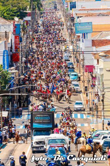 Comissão Paixão Sertaneja comemora seis anos com sorteio de brindes - Crédito: Divulgação