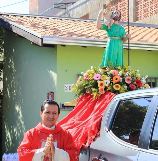 Paróquia de São Cristóvão organiza festa para seu padroeiro - Crédito: Divulgação