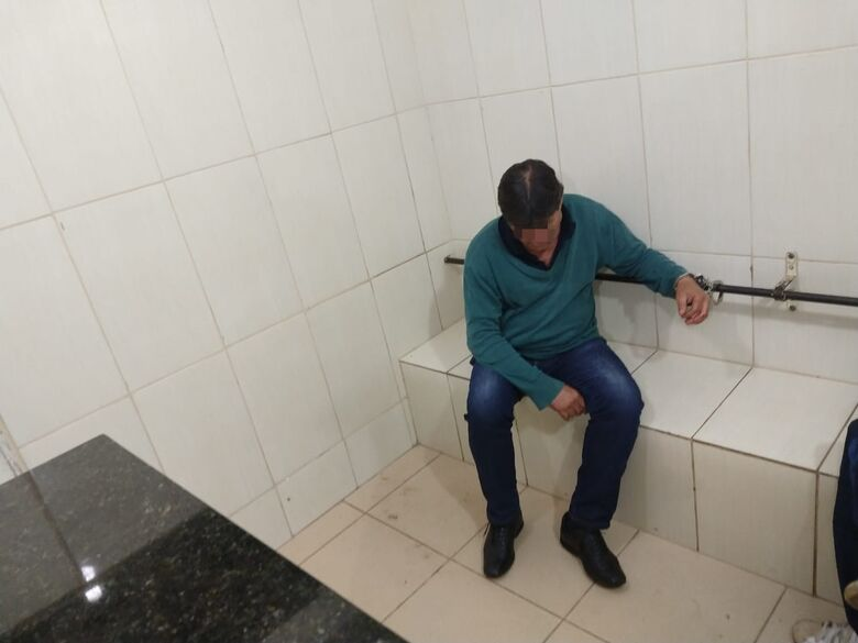 Homem é detido na Vila Prado após agredir a mãe - Crédito: Luciano Lopes