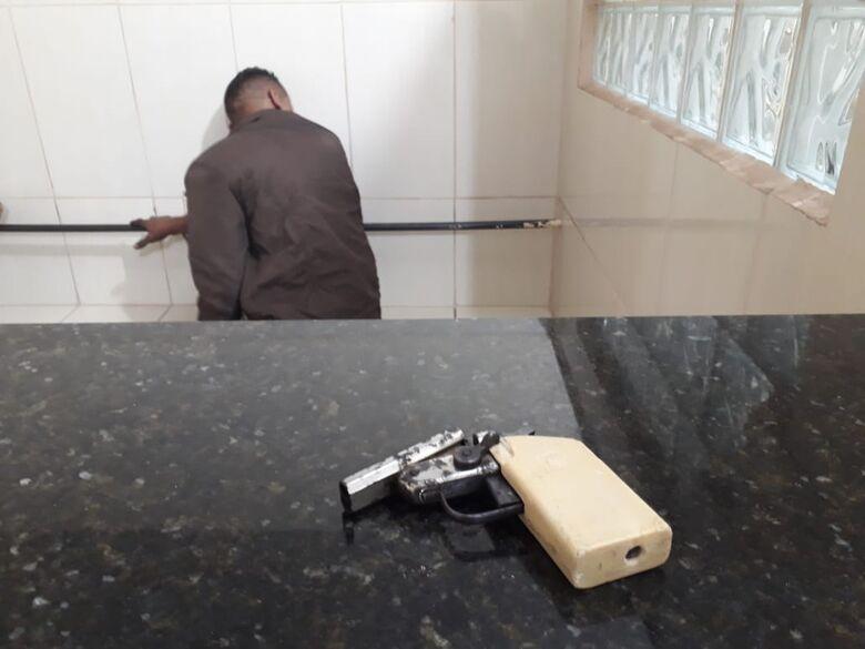 Após discutir com companheira, mecânico deixa casa e é detido pela PM - Crédito: Marco Lúcio