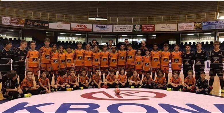 Multi Esporte/La Salle terá força máxima na Copa Sanca - Crédito: Divulgação