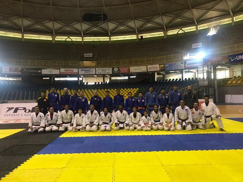 Fábrica de Campeões/Smec realiza segundo Kangueiko em São Carlos - Crédito: Divulgação