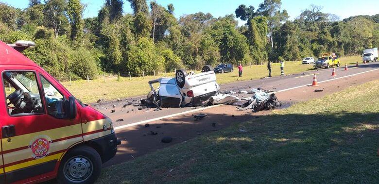 Professor de educação física morre em acidente na rodovia SP-215 - Crédito: Araraquara 24 Horas