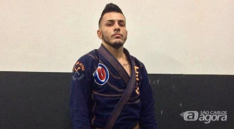 Otimista, são-carlense busca o título mundial de Jiu-Jitsu Esportivo - Crédito: Divulgação