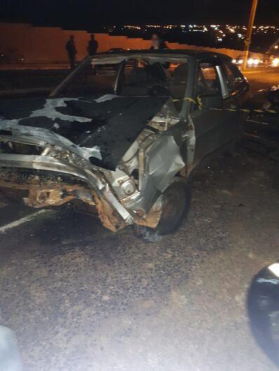 Mulher morre em colisão entre carro e moto em Américo Brasiliense - Crédito: Araraquara 24 Horas