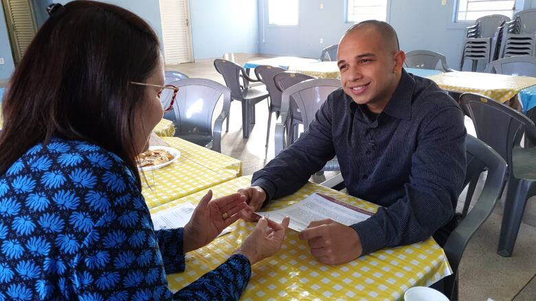 Deputado Estadual do PSL visita São Carlos e destinará emenda para entidades filantrópicas - Crédito: Divulgação
