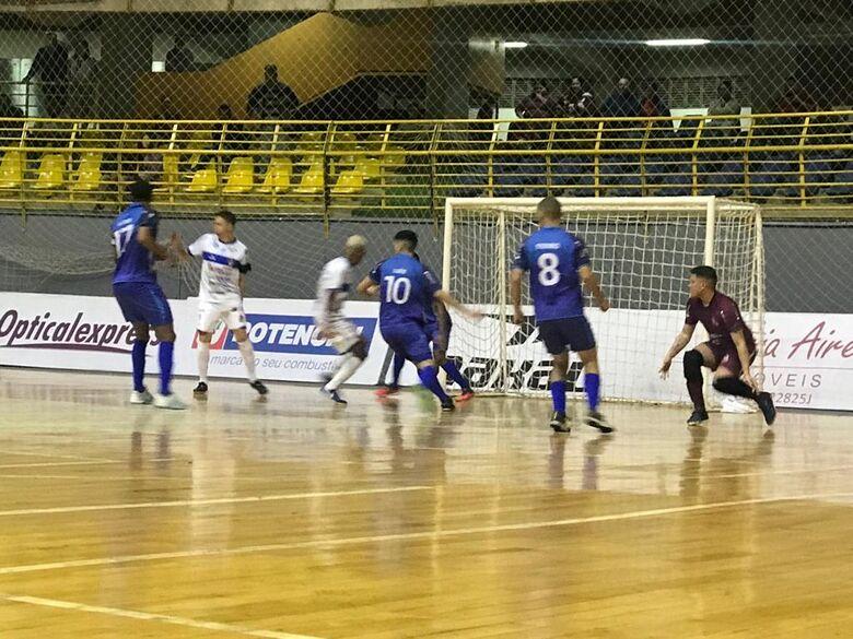 São Carlos é derrotada pelo Minas na Liga Nacional - Crédito: Divulgação
