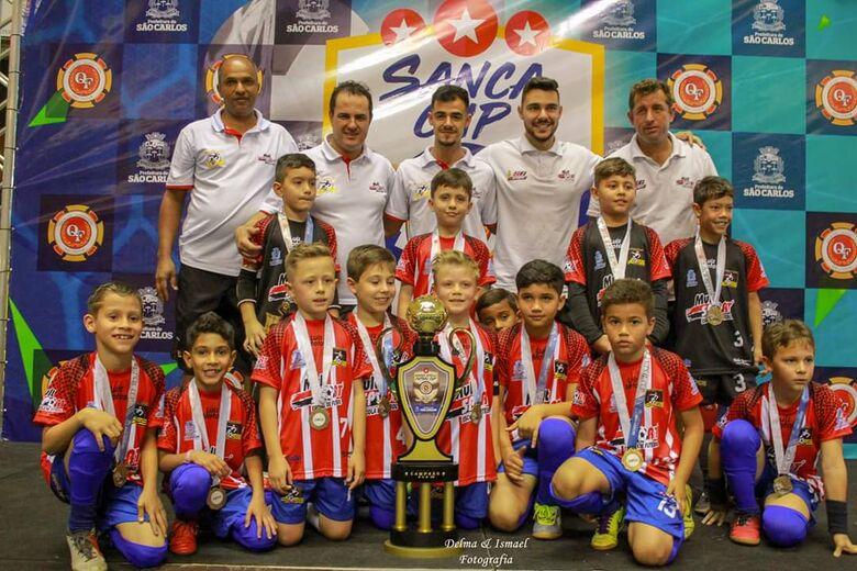 Multi Esporte/La Salle conquista título invicto na Sanca Cup - Crédito: Divulgação
