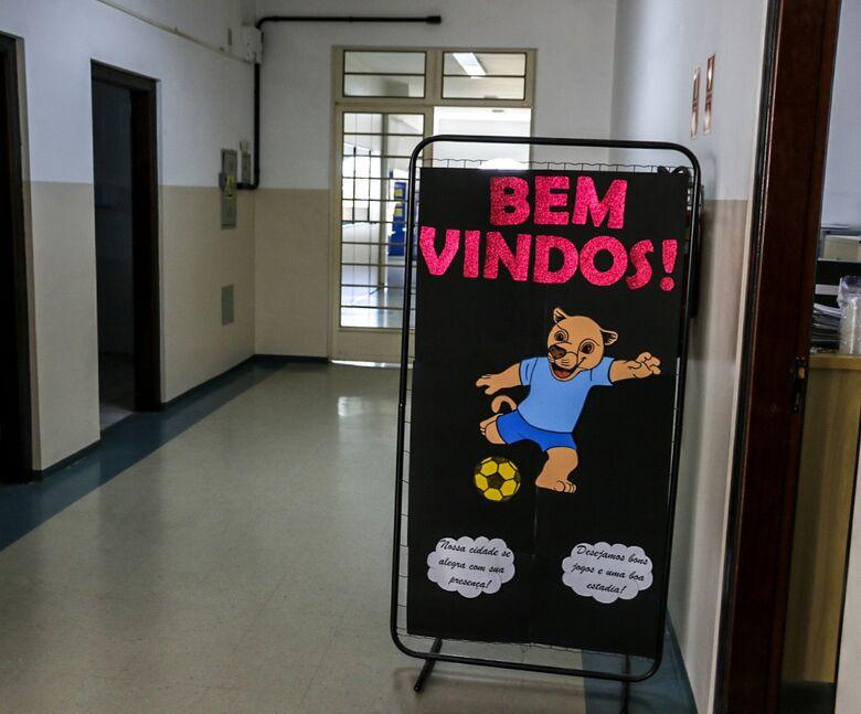 Alojamento está pronto para receber atletas de São Carlos - Crédito: Divulgação