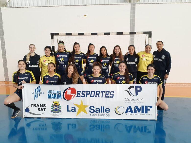 H7 Esportes/La Salle 'aniquila' São Manuel e pega Agudos nos Regionais - Crédito: Marcos Escrivani