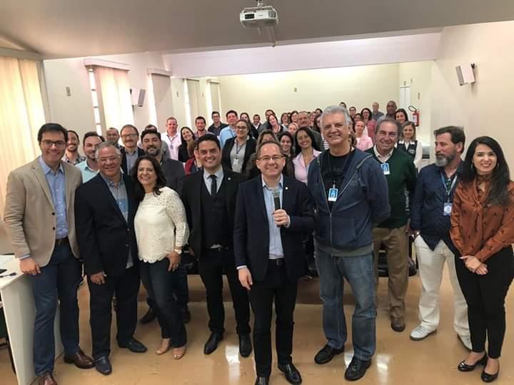 Santa Casa recebe emenda de R$ 200 mil do deputado federal Cezinha de Madureira - Crédito: Divulgação
