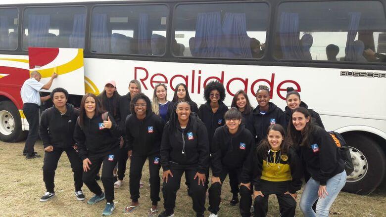 Futsal feminino estreia nos Regionais e encara Pratania - Crédito: Marcos Escrivani