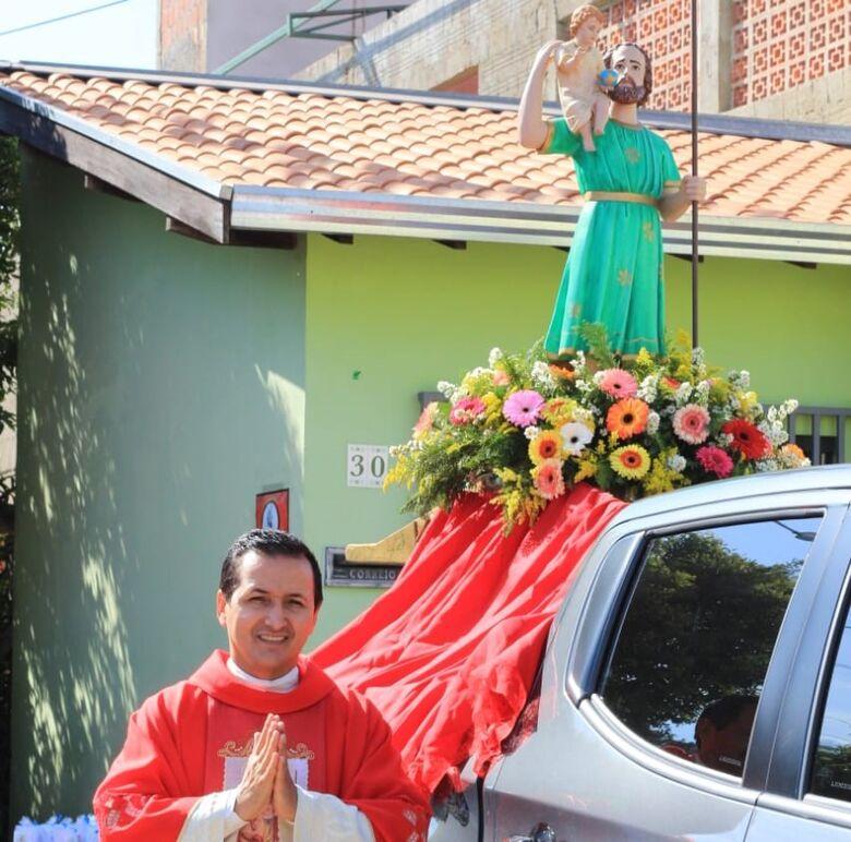 Carreata irá homenagear o padroeiro dos motoristas, São Cristóvão - Crédito: Marco Lúcio