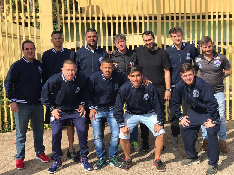 Com um time caseiro, São Carlos Futsal encara Brotas nos Regionais - Crédito: Divulgação