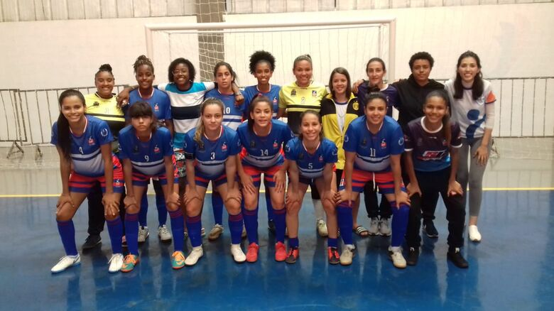 Futsal feminino perde para Pirassununga e se prepara para a semifinal - Crédito: Miltinho Marchetti