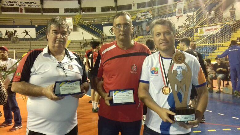 """São Carlos fica em 3º nos Jogos Regionais; """"dentro do planejado"""" - Crédito: Miltinho Marchetti"""