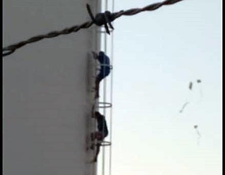 Adolescentes danificam prédio da UPA Aracy e colocam a vida em risco - Crédito: Divulgação