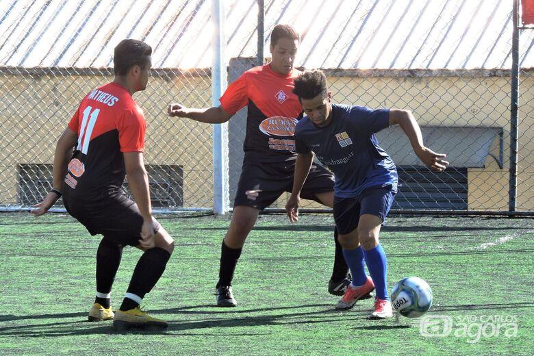 Madureira Aracy II e Coligação IPR/PDB voltam a vencer e lideram a Copa São Carlos - Crédito: Gustavo Curvelo