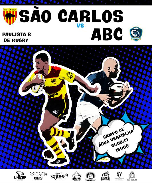 São Carlos recebe ABC é quer manter tabu -