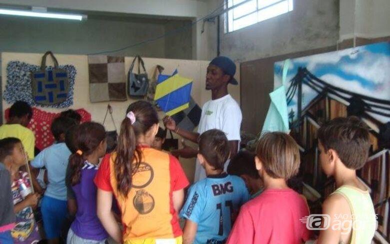 Festival de pipas agita o final de semana em São Carlos - Crédito: Divulgação