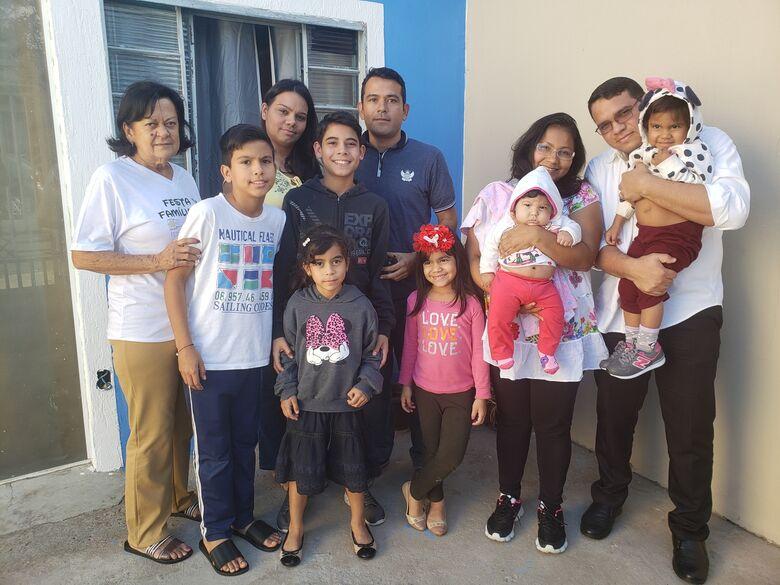 Desempregados, venezuelanos buscam recomeçar a vida em São Carlos - Crédito: Abner Amiel