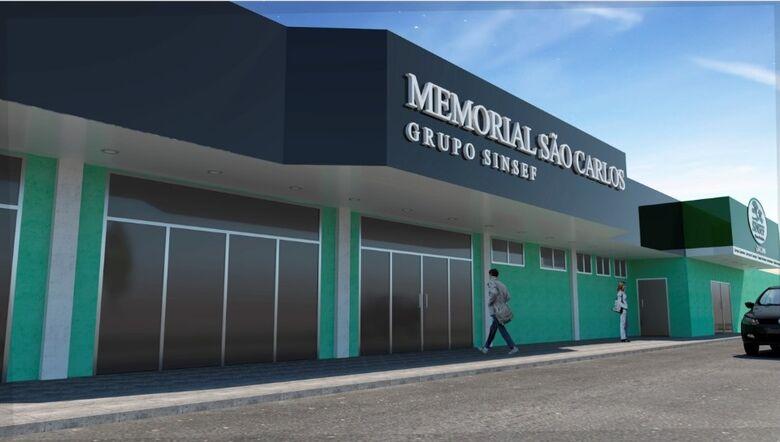 Grupo Sinsef inaugura complexo funerário em São Carlos - Crédito: Grupo Sinsef