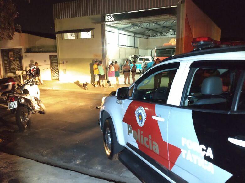 Homem morre após ser baleado na Vila Morumbi - Crédito: Luciano Lopes/São Carlos Agora
