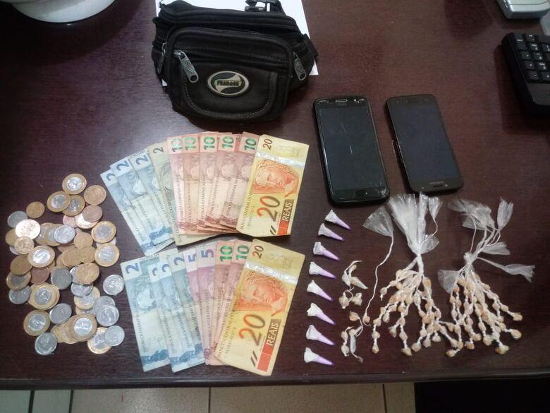 PM apreende dois menores de idade por tráfico de drogas no CDHU - Crédito: Luciano Lopes/São Carlos Agora
