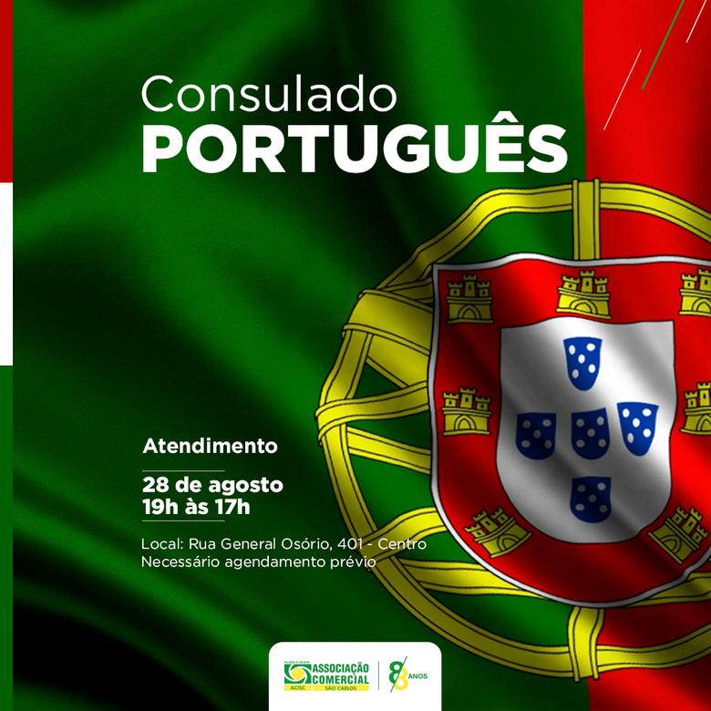 Acisc recebe unidade móvel do Consulado Geral de Portugal - Crédito: Divulgação