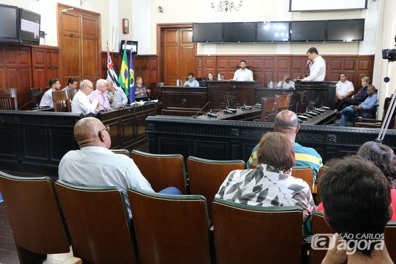 Audiência discute melhorias e concessão dos cemitérios municipais - Crédito: Divulgação