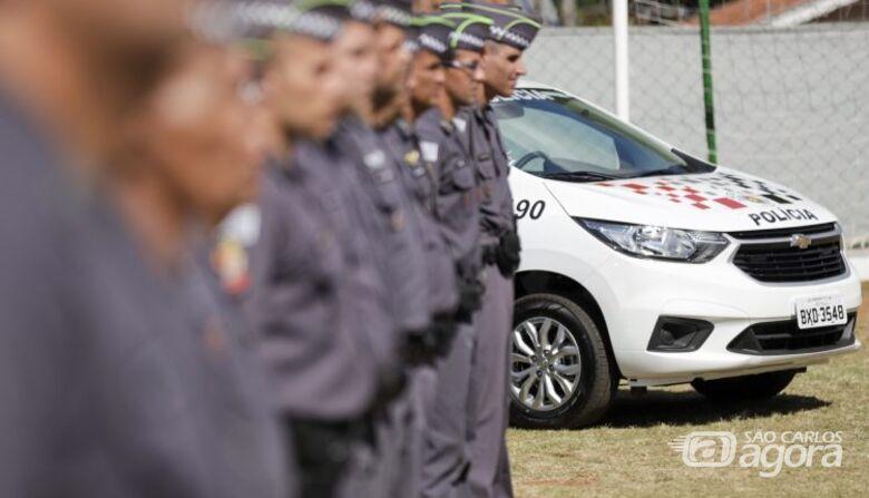 Estão abertas inscrições para concurso da Polícia Militar - Crédito: Divulgação