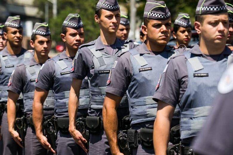 Polícia Militar publica edital para contratar 2,7 mil soldados - Crédito: Arquivo/SCA