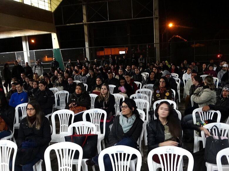 Fatec São Carlos recepciona calouros dos cursos de Gestão Empresarial e Recursos Humanos - Crédito: Marcos Escrivani