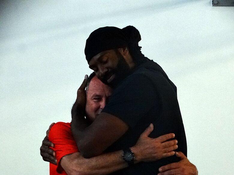 Com muita emoção e presença de Nenê Hilário, NBA School chega a São Carlos - Crédito: Marcos Escrivani