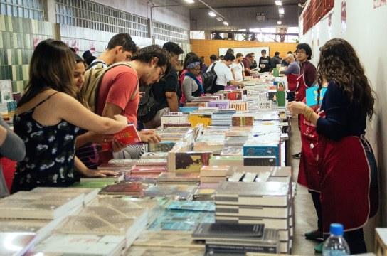 UFSCar realiza Feira do Livro Universitário, com a participação de 53 editoras -