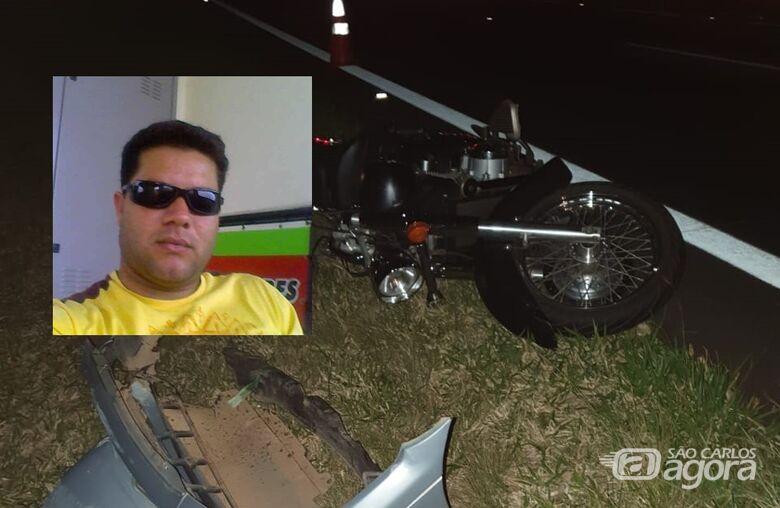 Motociclista morre após ser atingido por carro na Washington Luis - Crédito: Divulgação