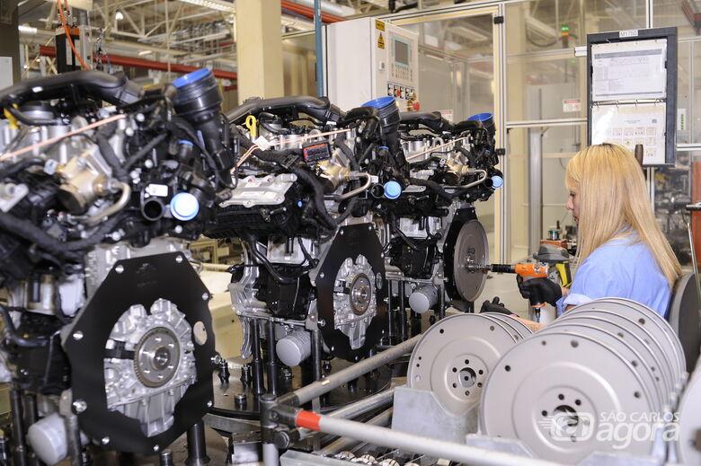 Fábrica de motores da Volkswagen abre inscrições para o Programa de Estágio 2020 - Crédito: Divulgação