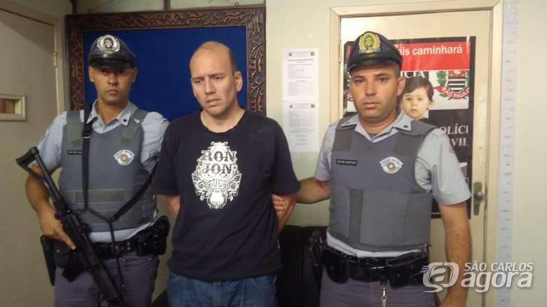 Fernando Ganci vai a júri popular em setembro - Crédito: Arquivo/SCA
