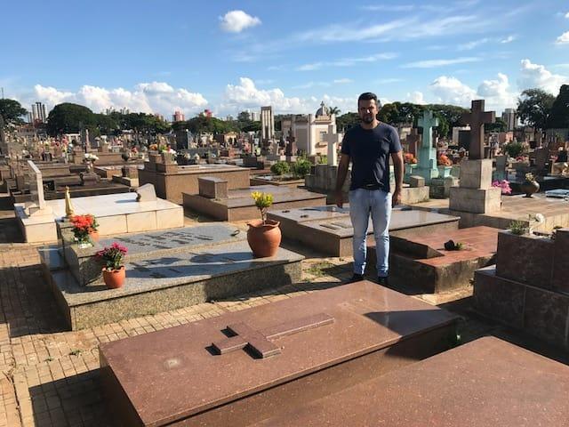 Solicitada pelo vereador Rodson, Câmara realizará audiência sobre concessão dos cemitérios - Crédito: Divulgação