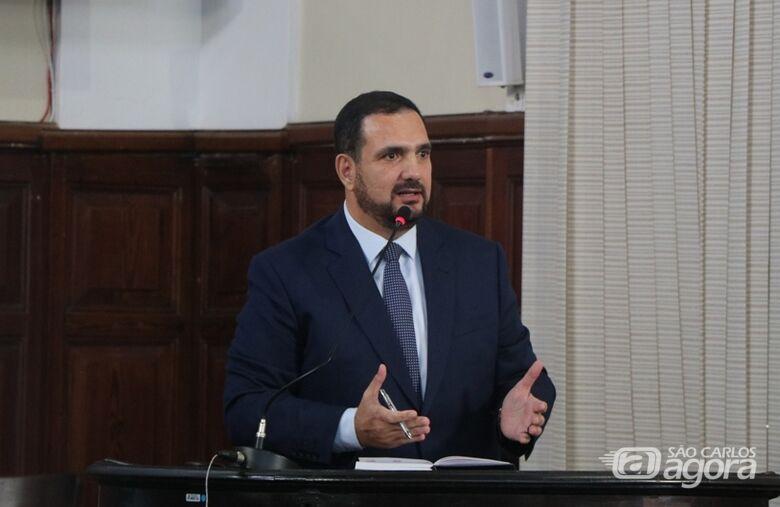 Julio Cesar questiona Prefeitura sobre vacina do sarampo e alerta para casos na região - Crédito: Divulgação