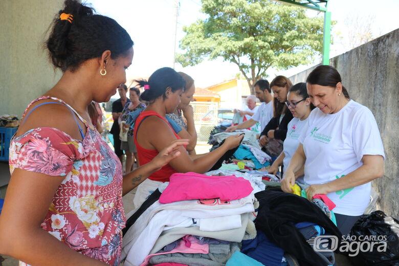 Caminhão itinerante do Fundo Social estará no São Carlos VIII nesta quinta-feira -