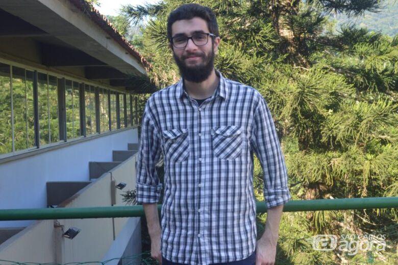 Ex-aluno do ICMC São Carlos é reconhecido pela melhor tese de doutorado em matemática - Crédito: Divulgação